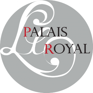 logo palais royal rond